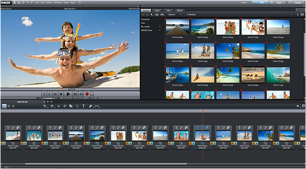 better videos faster magix ships movie edit pro 2013