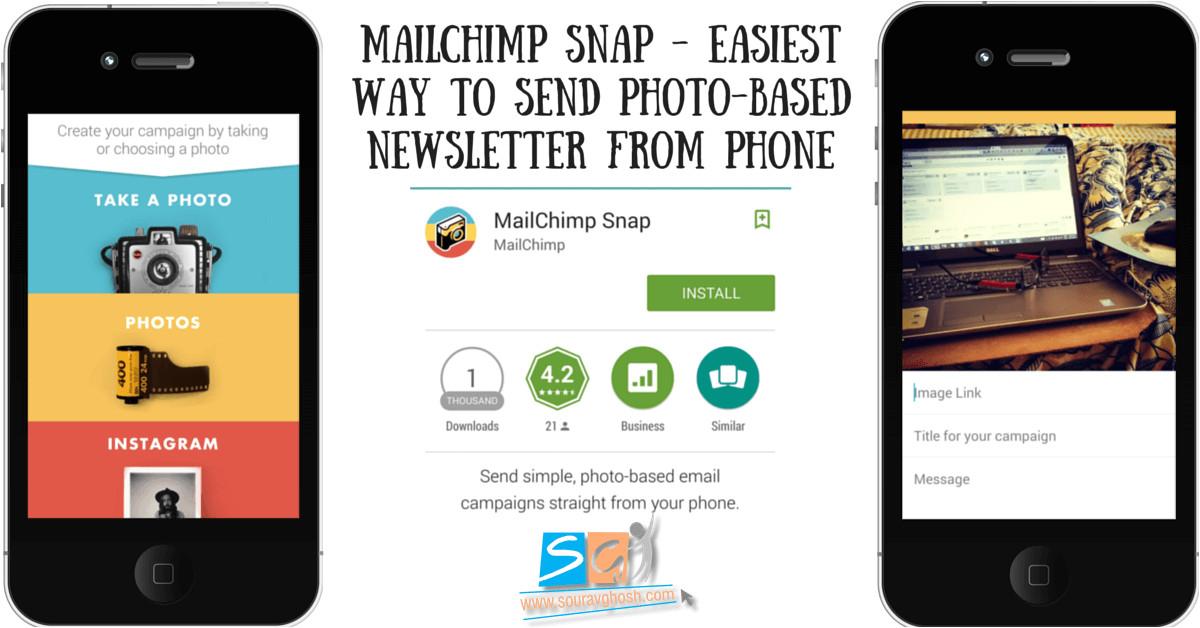 mailchimp snap