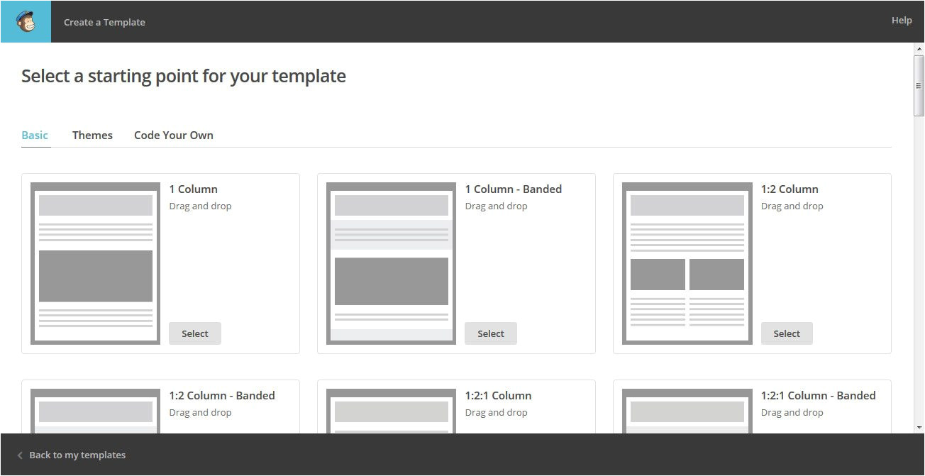 Mailchimp Template Tutorial the Beginner 39 S Guide to Using Mailchimp for Email Marketing