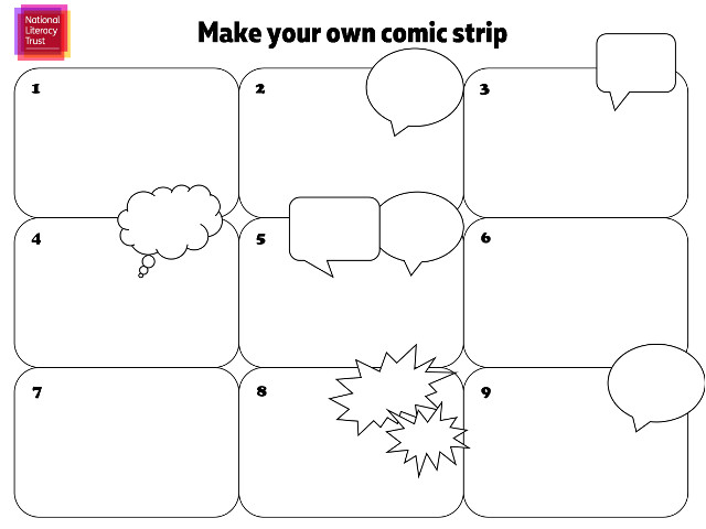 make comic strip