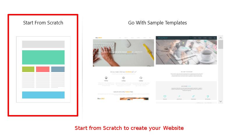 create theme scratch