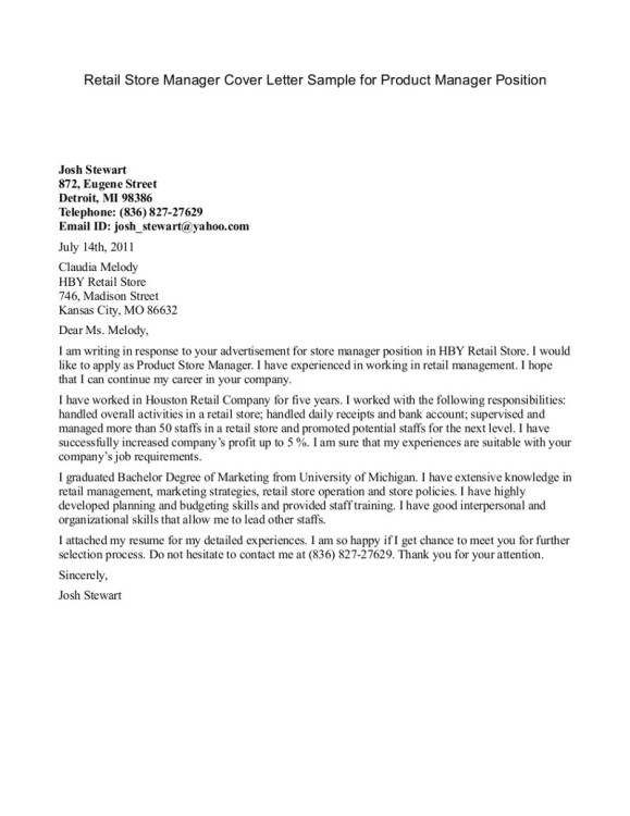 Manager tools Cover Letter the Most Awesome In Addition to attractive Sample Cover