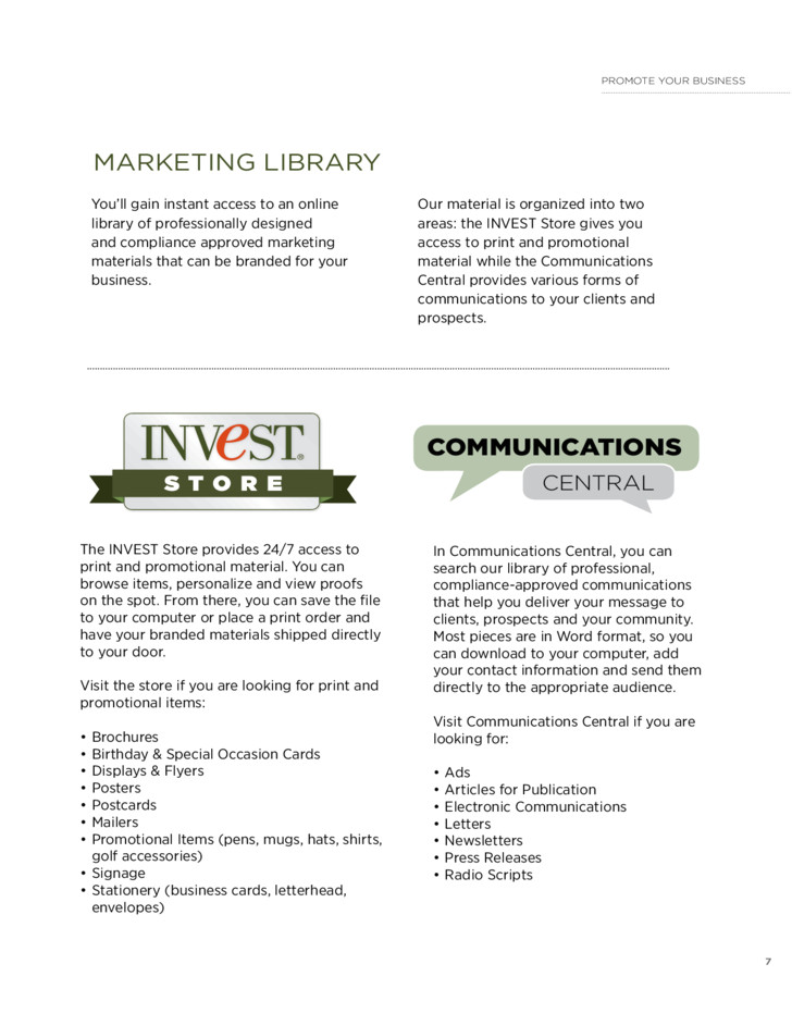 Marketing Booklet Template Marketing Brochure Template Free Download