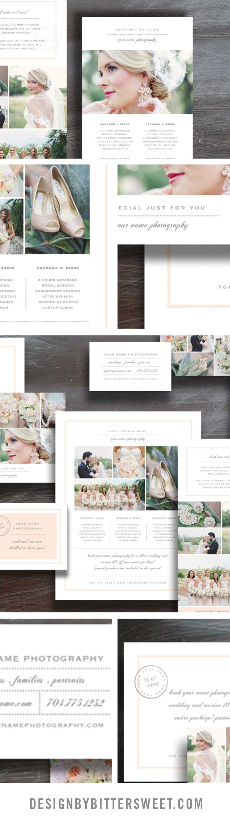Marketing Packet Template 1000 Ideas About Photography Marketing On Pinterest