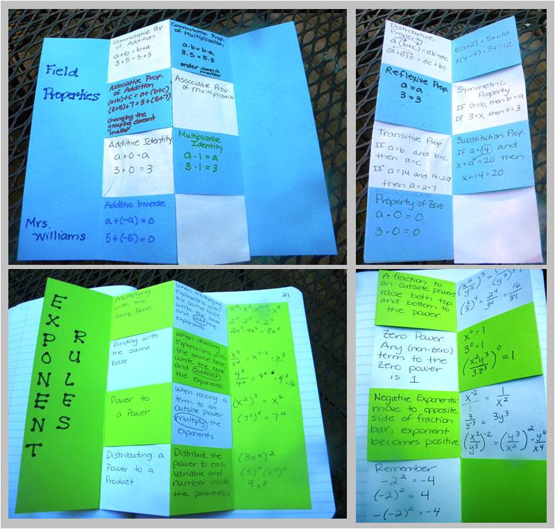 interactive foldable book