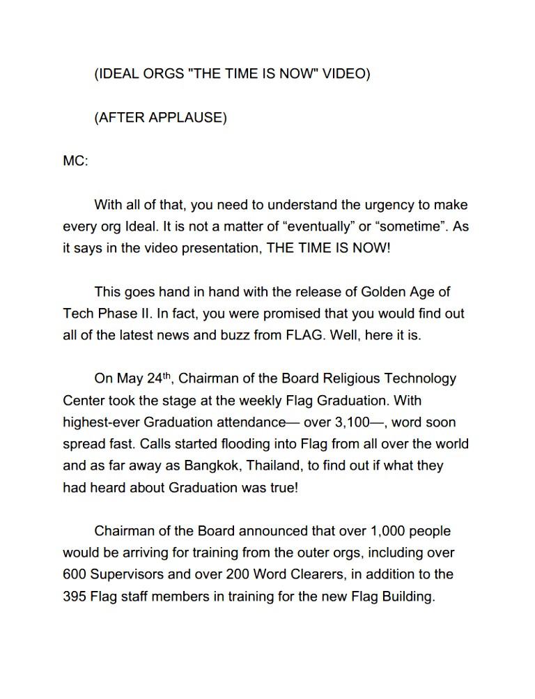 wedding mc script template