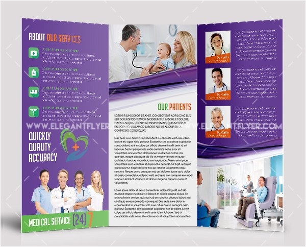Medical Tri Fold Brochure Templates for Free 29 Medical Brochure Templates Free Premium Download