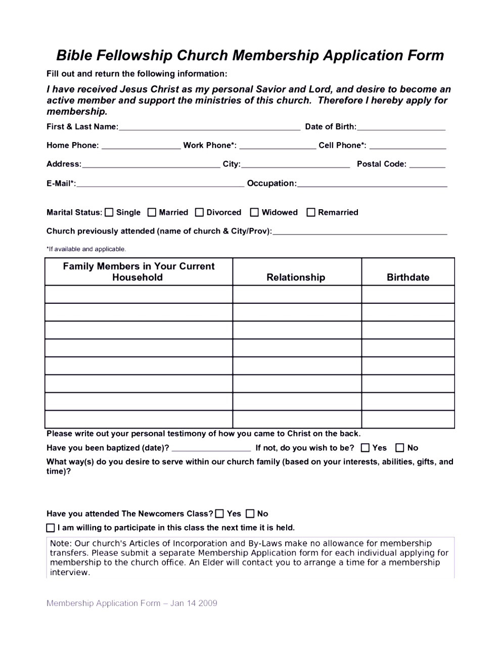 Membership form Template.doc 7 social Club Membership Application form Template Ioyao