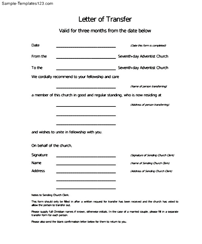 church member information form template