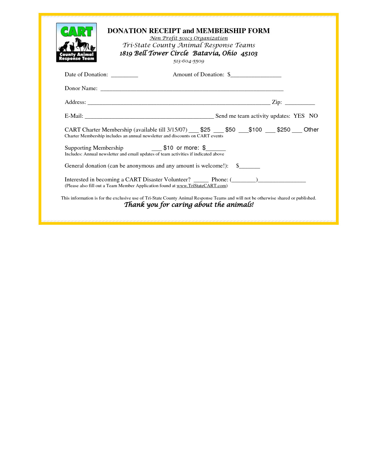 post gym membership receipt template 375122