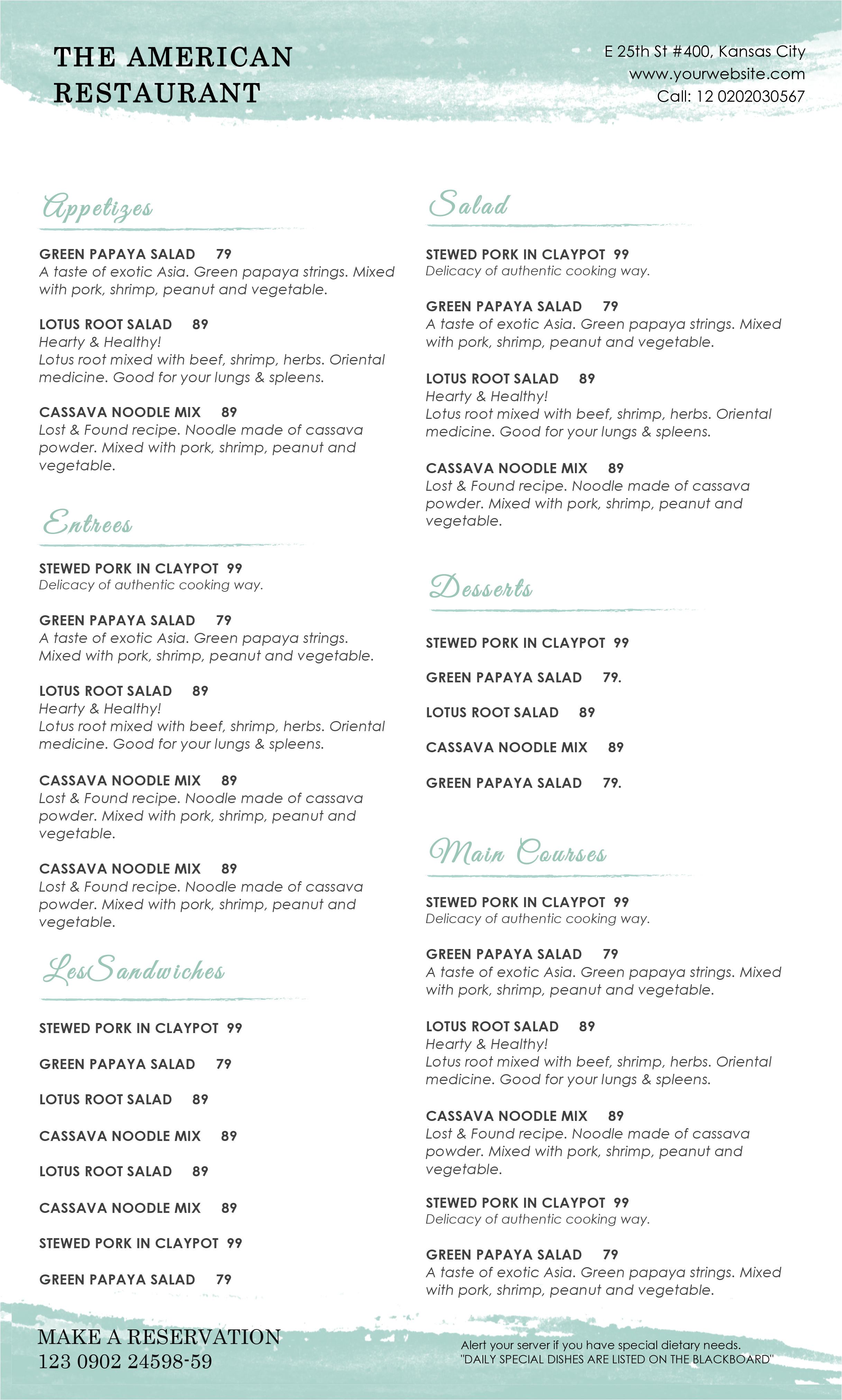 menu id10