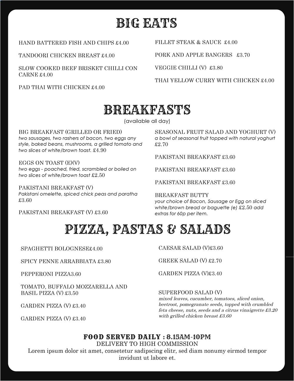 menu id14