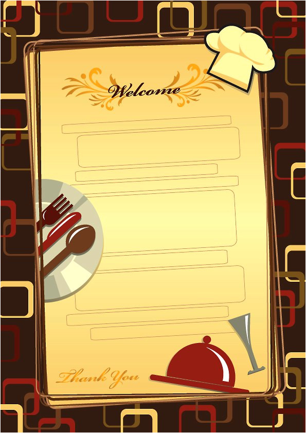Menue Templates 50 Best Restaurant Menu Templates Both Paid and Free