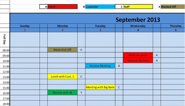 2016 editable monthly calendar in excel