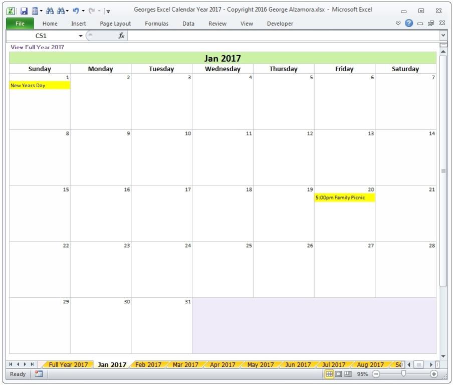 Microsoft Office 2010 Calendar Template Microsoft Excel 2010 Calendar Template ifa Rennes Com