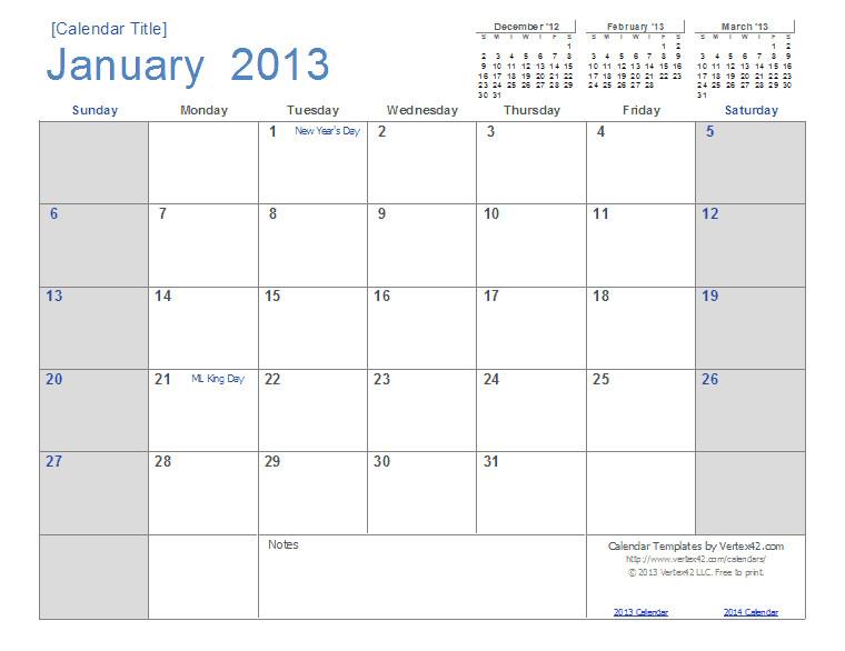 post openoffice calendar template 2013 38139
