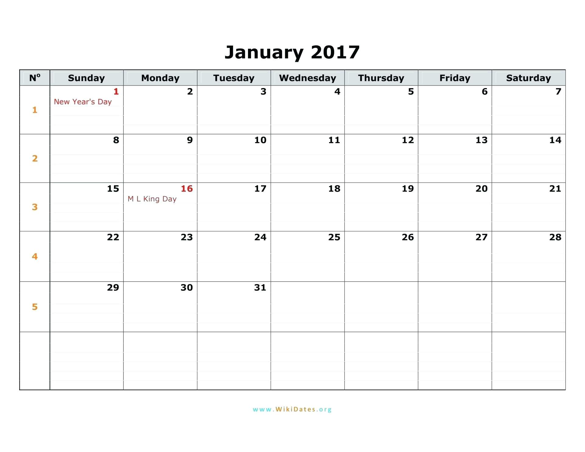 microsoft outlook calendar template