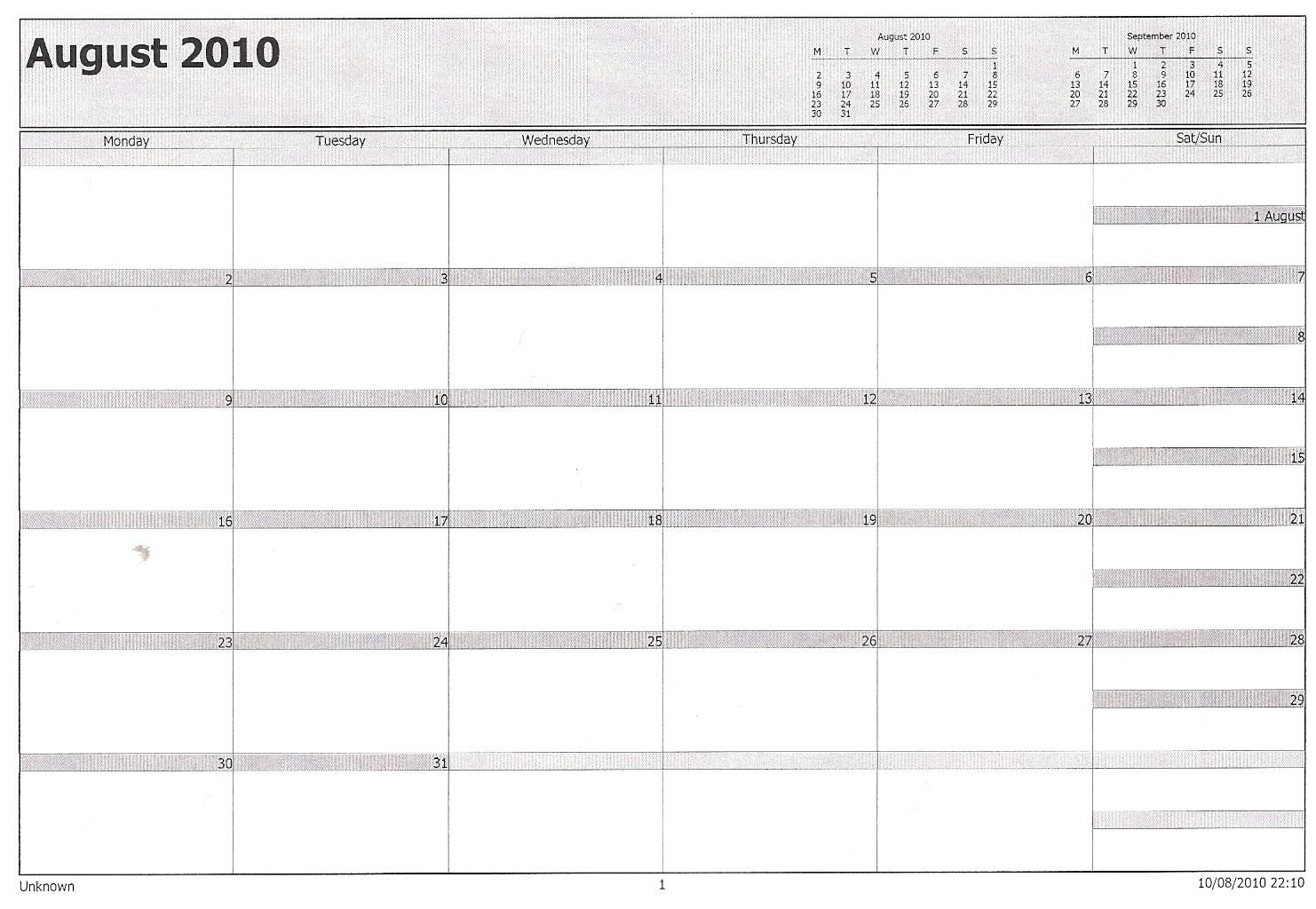 microsoft outlook calendar filofax
