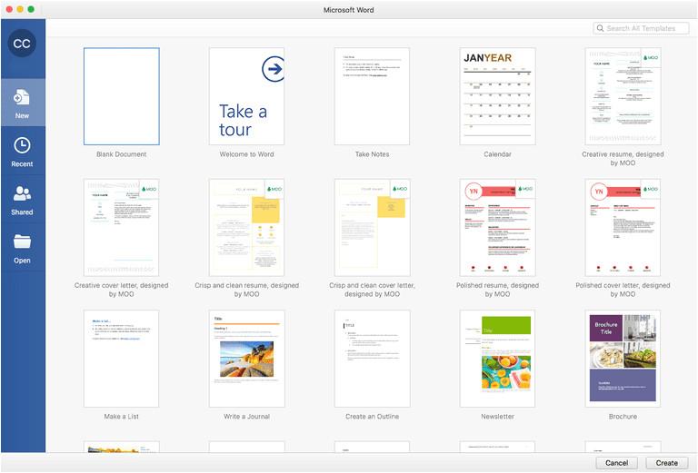 Microsoft Templates.com How to Create and Use Microsoft Word Templates