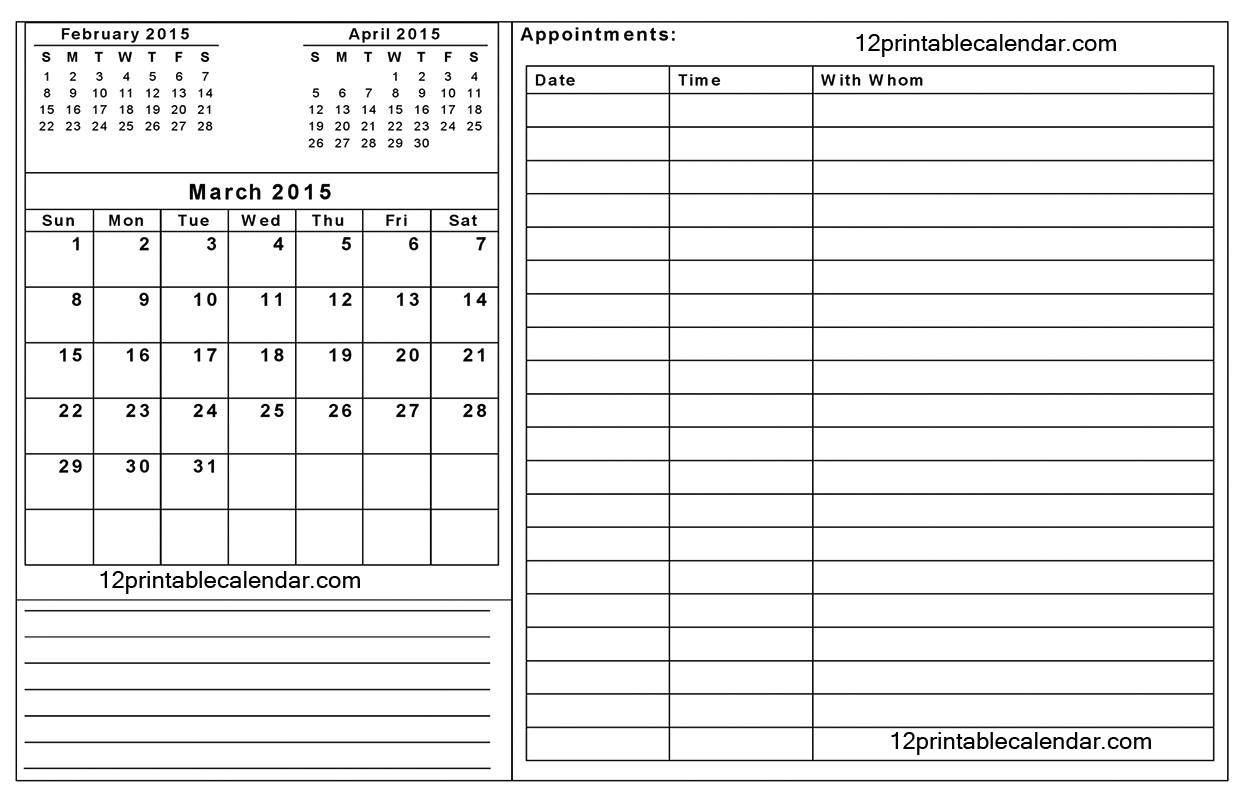post 2015 word calendar template 35536