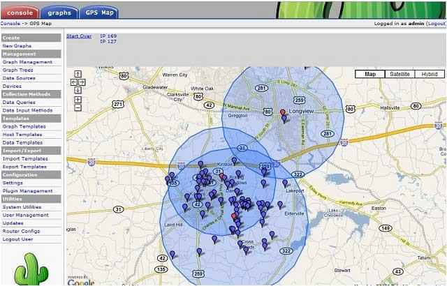 Mikrotik Cacti Template Userplugin Gpsmaps Cacti Docs