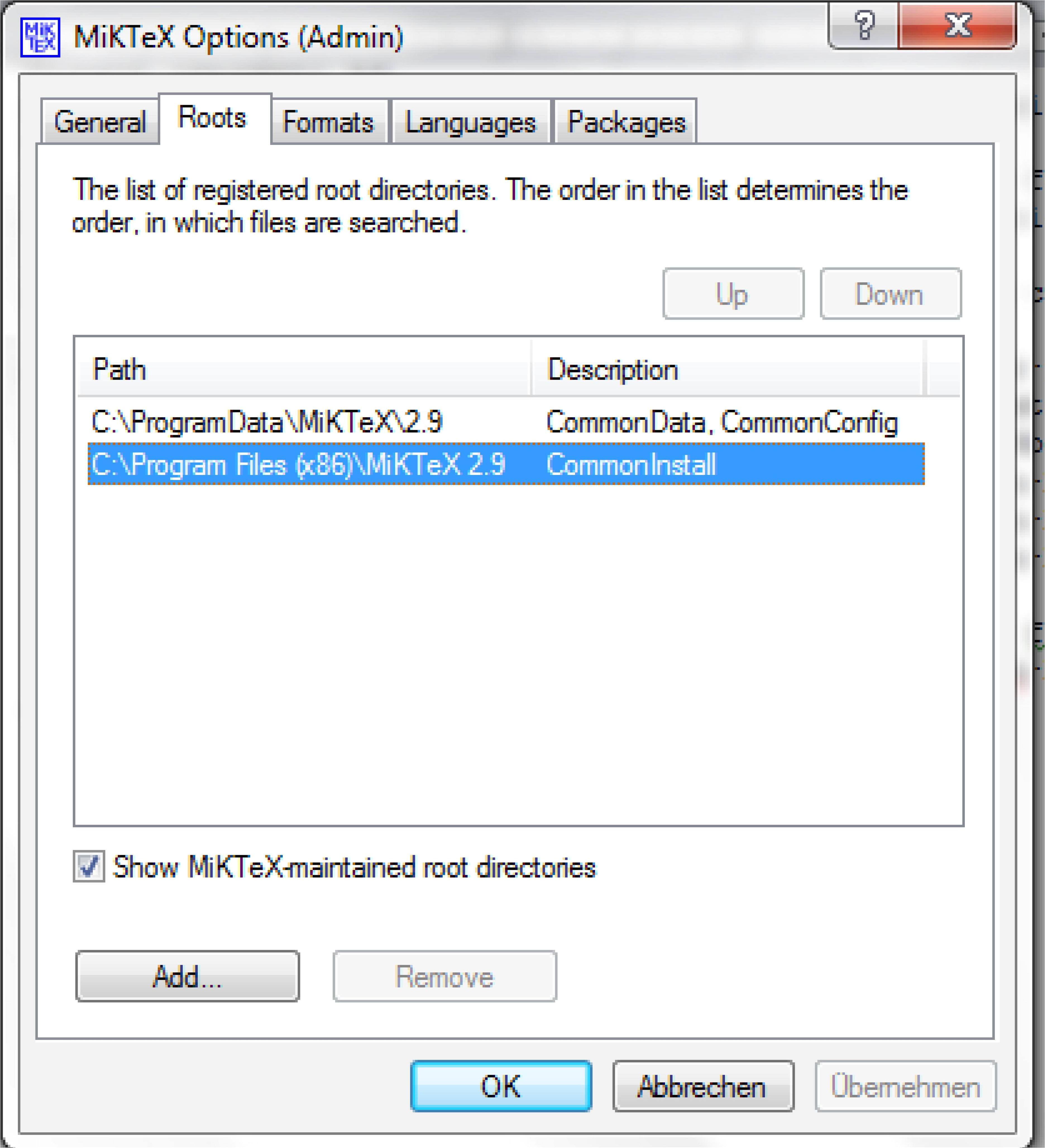 moderncv template tex is not compilable after miktex and moderncv update