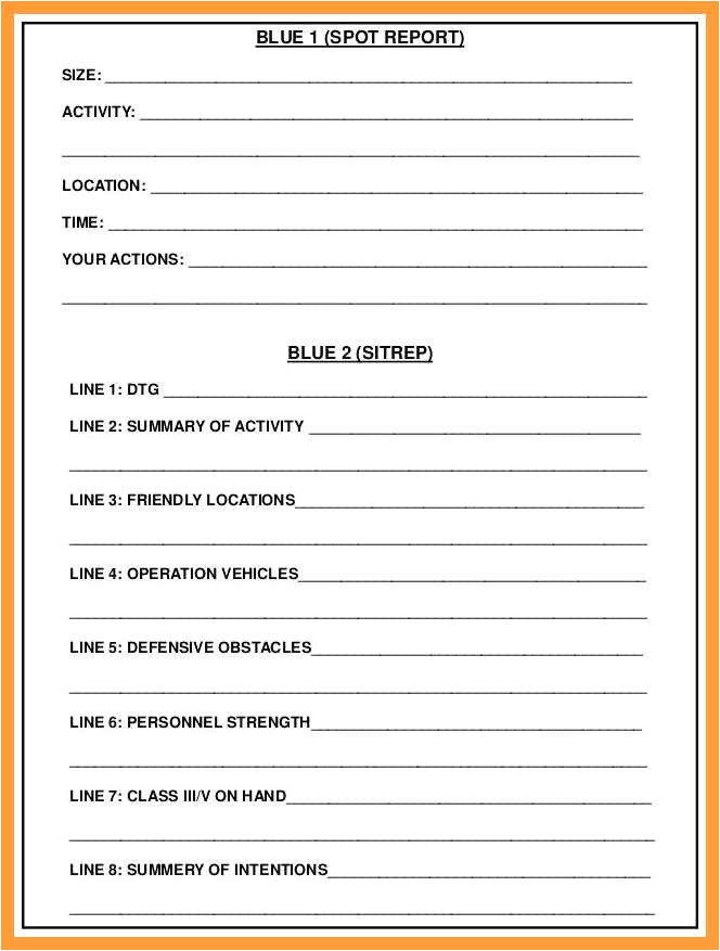 8 9 army after action review template