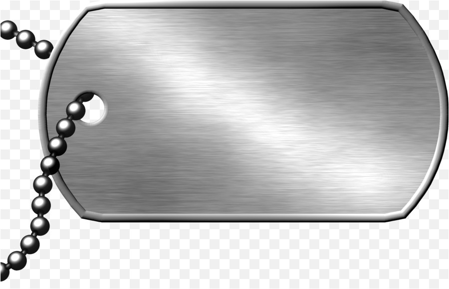 Military Dog Tag Template Dog Tag Military Army Clip Art Blank Tag Png Transparent