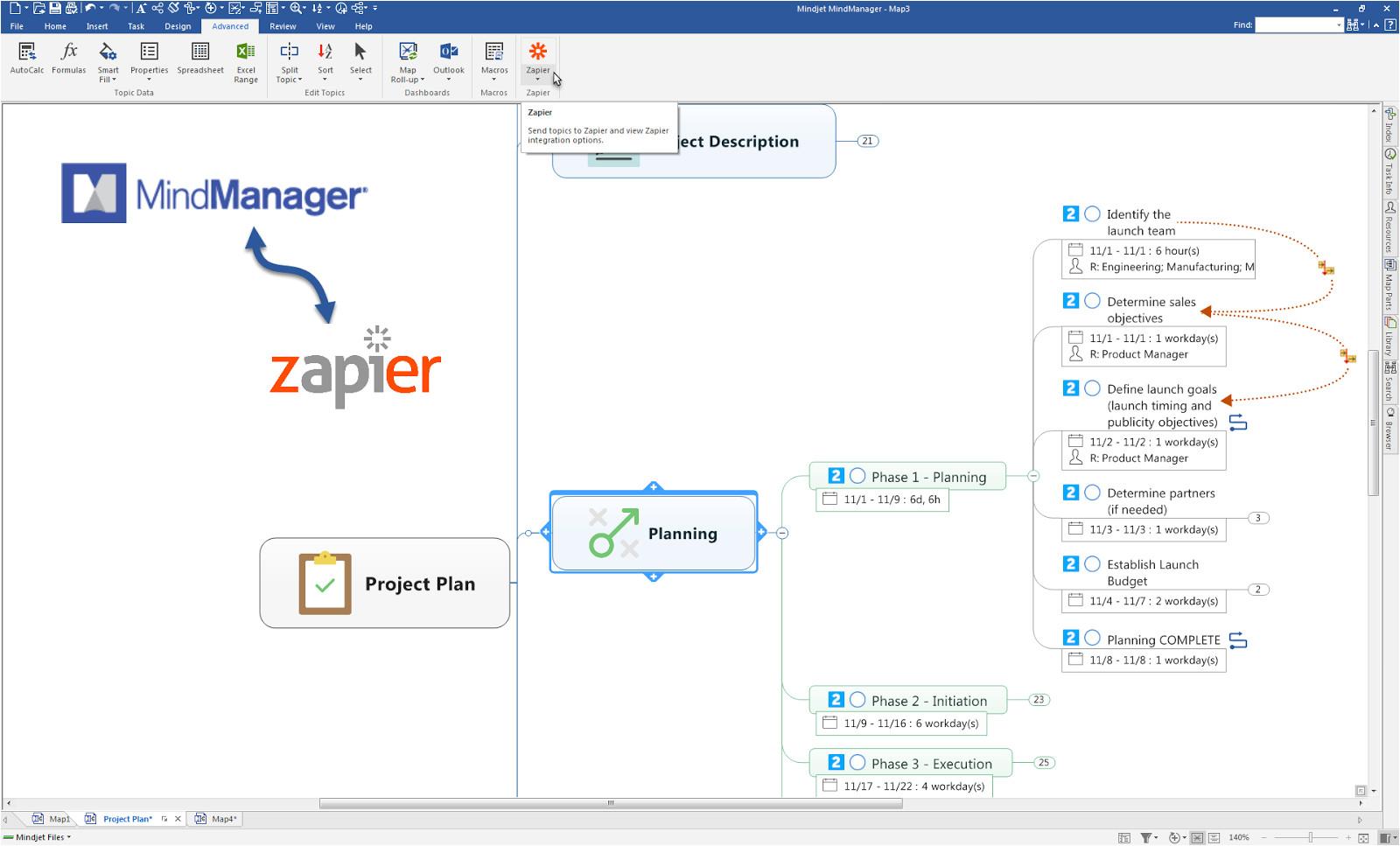 Mindjet Mindmanager Templates Mind Mapping Blog Mindmanager by Mindjet