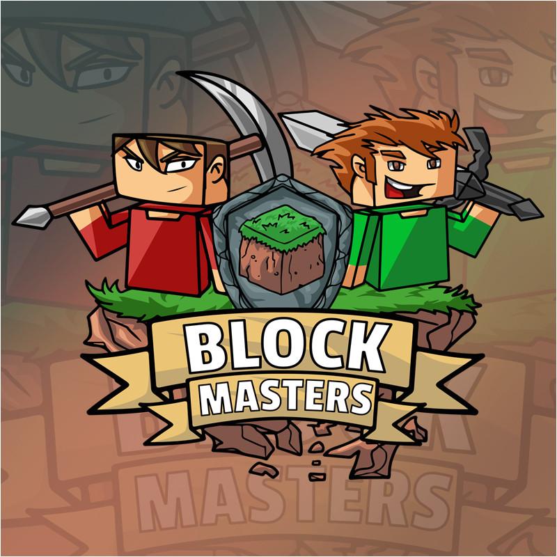 minecraft logo template 11