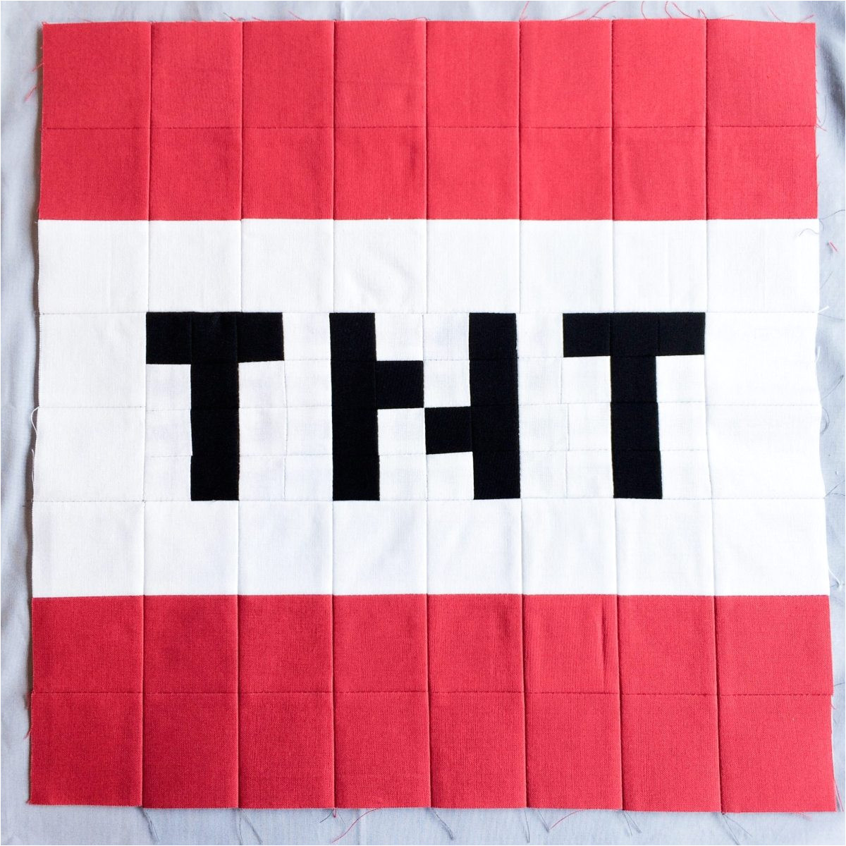 minecraft quilt block 14 tnt