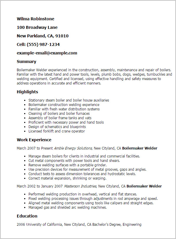 Mini Pupillage Covering Letter Boilermaker Welder Resume Examples Office Manual Template