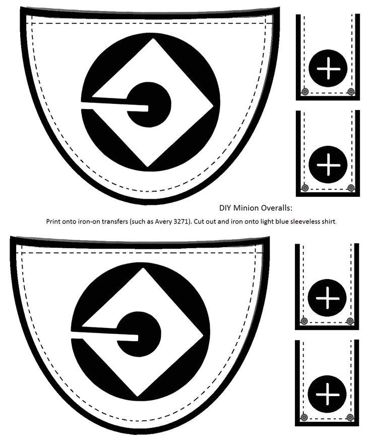 minion template