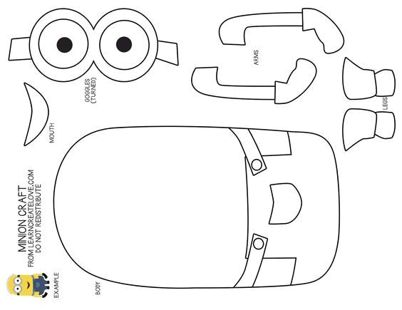 Minion Template for Cake Best 25 Minion Template Ideas On Pinterest Despicable
