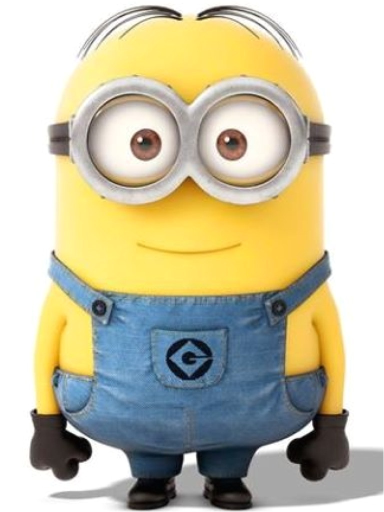 disguised minion cake from despicable me 2