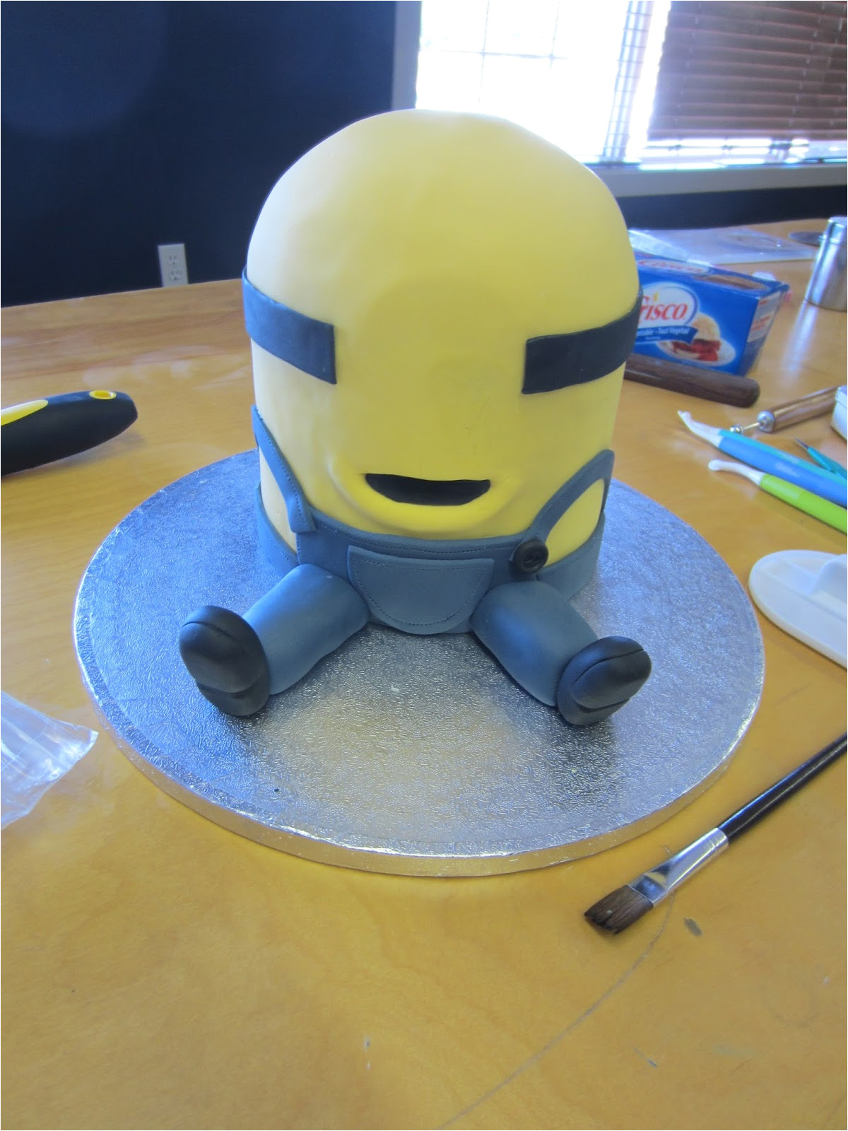 Minion Template for Cake Minion Cake Template Www Imgkid Com the Image Kid Has It