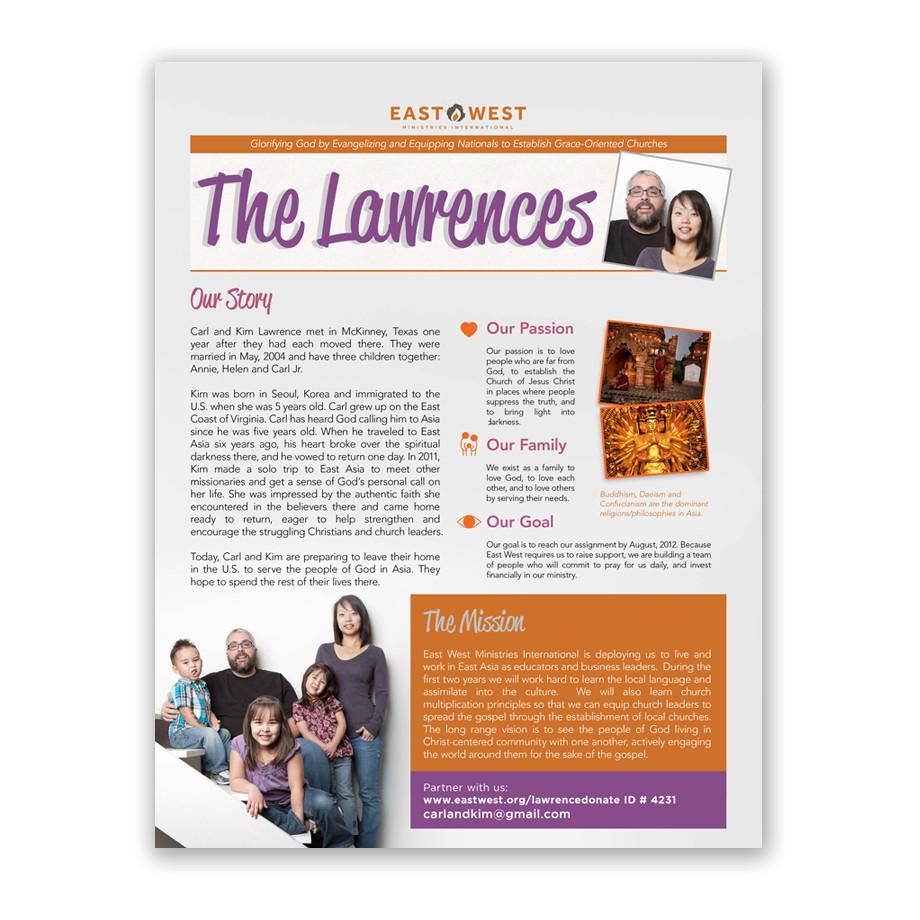 newsletters design print mai