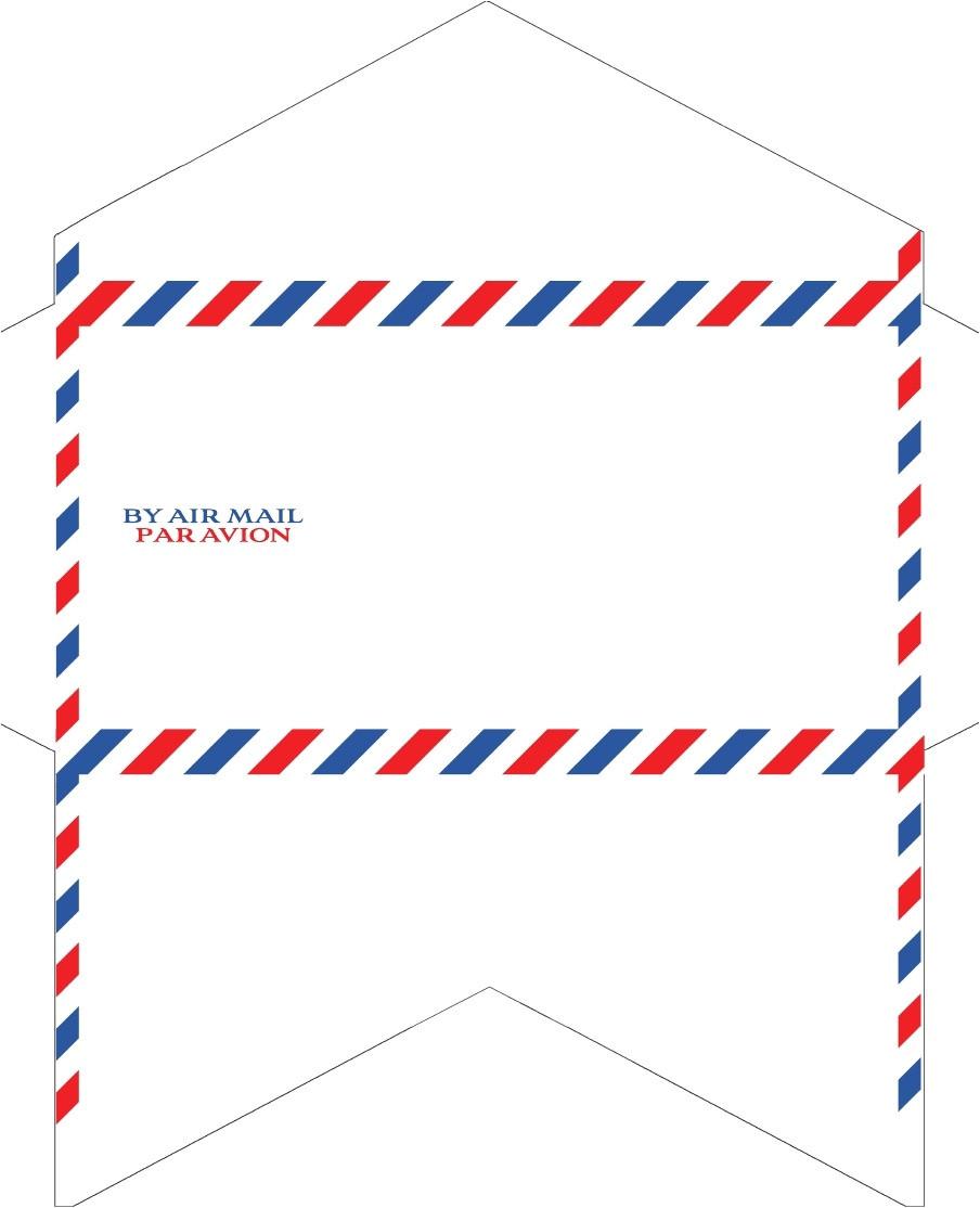 envelope templates monarch size airmail 75 x