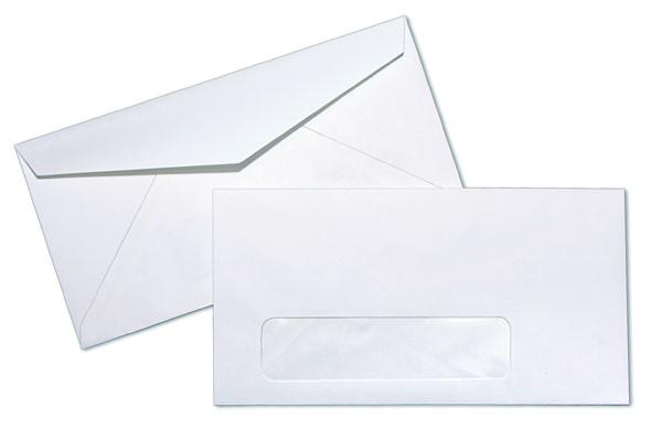 monarch window envelopes