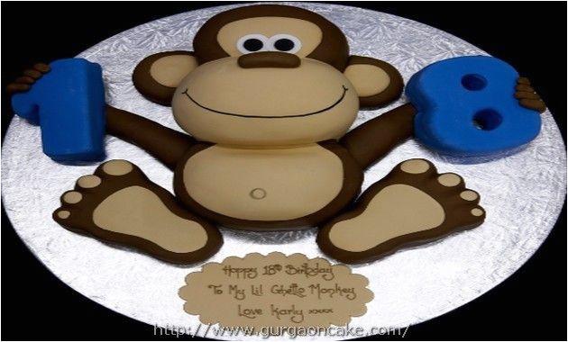 monkey template