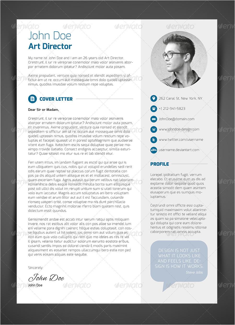 18 creative and premium resume templates