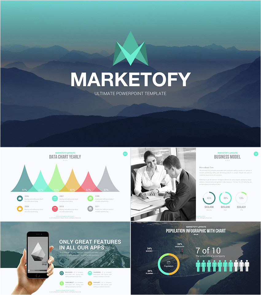 Most Professional Powerpoint Template How to Start A Presentation Strong and End Powerfully
