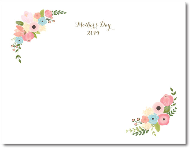 post mother s day letter printable template 295906