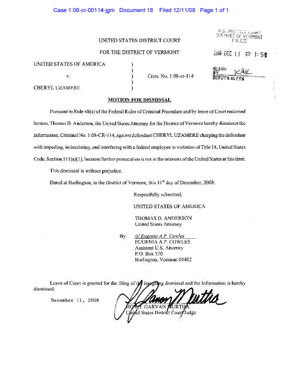 motion to dismiss with prejudice template