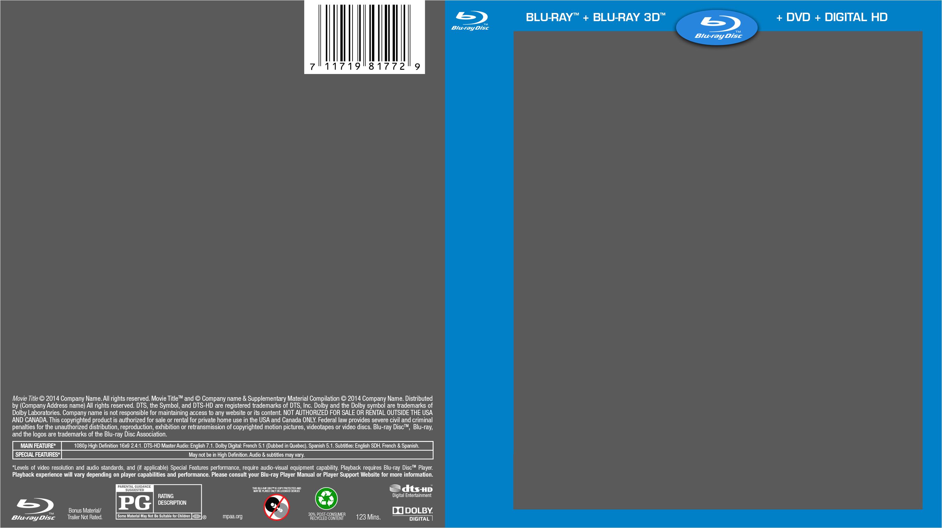 bluray cover template 489581418