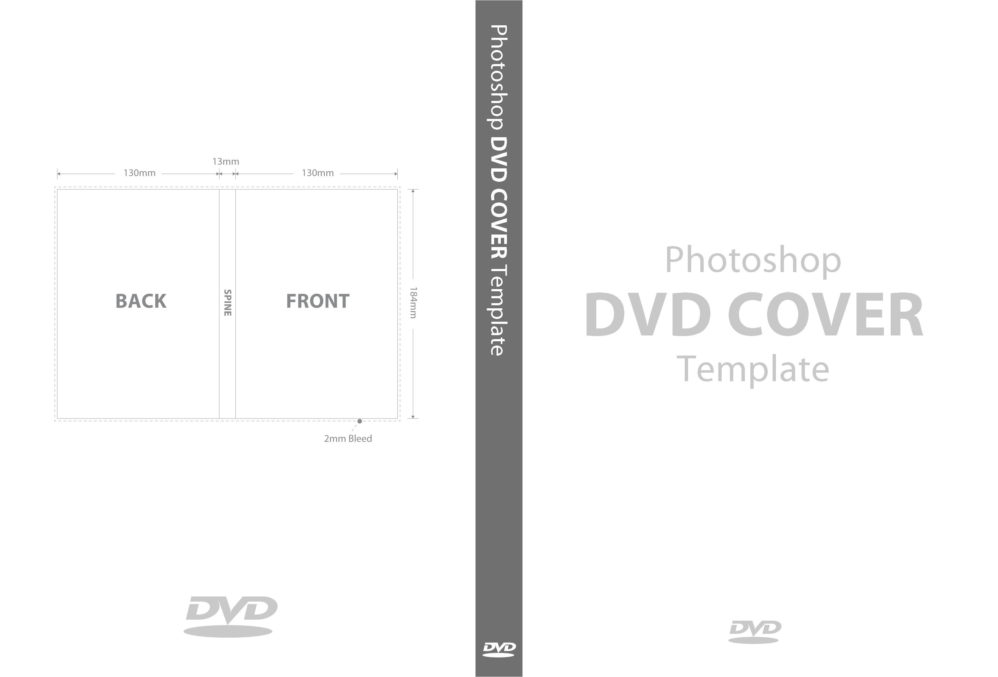 Movie Dvd Cover Template Template Manxspud