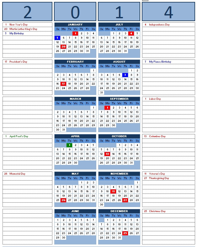 post 2014 yearly calendar microsoft word 38213