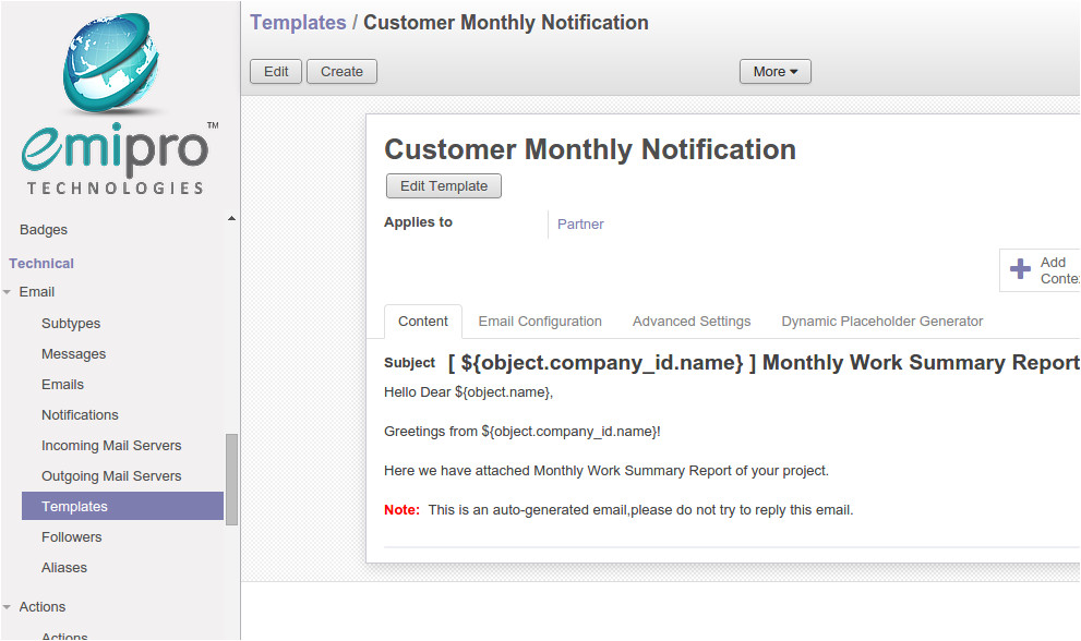 nagios email notification template