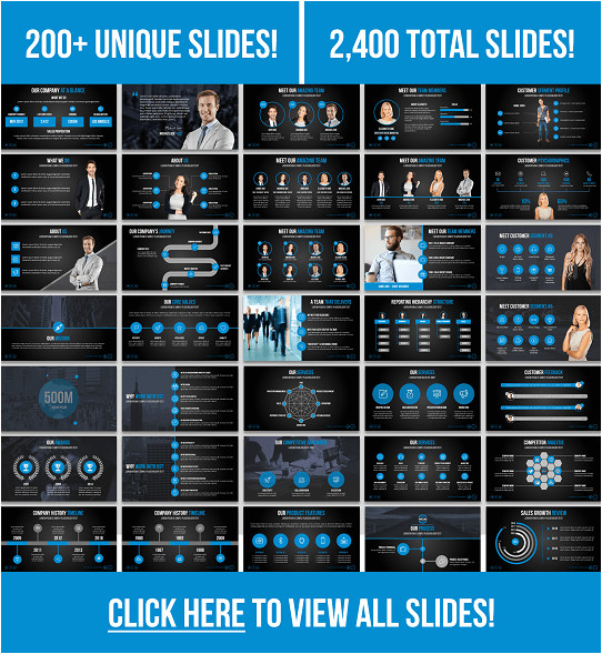 this beautiful powerpoint template will make you stand out introducing influencer pandas premier presentationtemplate