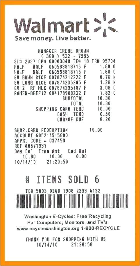 need walmart receipt template invoice number on number on free walmart receipt template